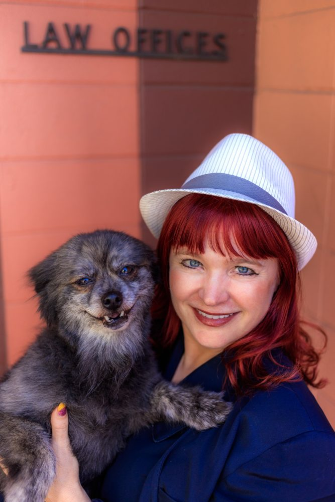 Jennie Clark of Clark Law And Associates and Toto